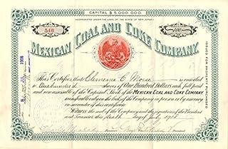 Mexican Coal and Coke Company