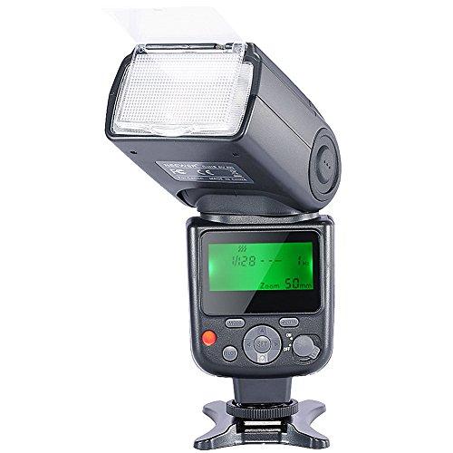 Neewer NW670/vk750ii E-TTL Flash para Canon Rebel T5i T4i T3i T3 T2i T1i SL1, EOS 700d 650d 600d 1100d…