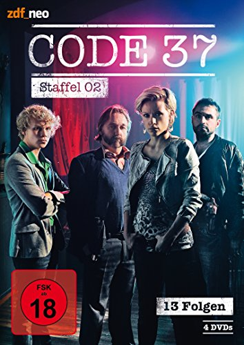 Code 37 - Staffel 2 [4 DVDs]