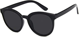 Sunglasses for kids,FOURCHEN Classic Kids oversized vintage round sunglasses Clout Goggles