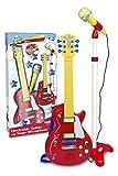 Immagine 2 bontempi chitarra colore rosso 24