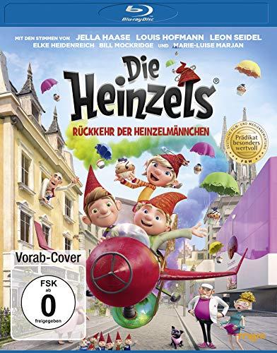 Die Heinzels - Rückkehr der Heinzelmännchen [Blu-ray]