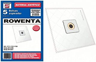 comprar comparacion BOLSA ASPIRADOR SINTETICA CARREFOUR-MOULINEX-ORBEGOZO-ROWENTA- 915535 (Bolsa 5 unidades)