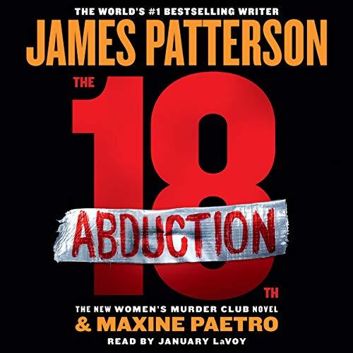 Couverture de The 18th Abduction