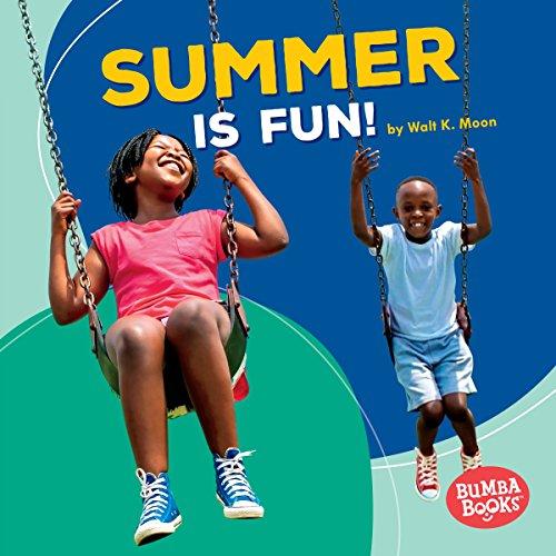 Summer Is Fun! copertina