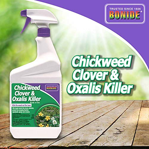 Bonide 1- Quart Chickweed Clover and Oxalis Weed Killer