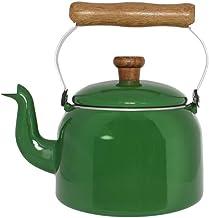 Chaleira Tradicional 16 Esmaltada Verde - 1800 ml - Ewel, Mãe Ágata