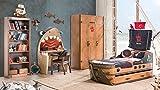 Dafne Italian Design Cameretta Completa Stile Pirata