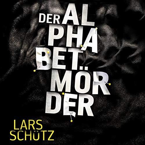 Der Alphabetmörder cover art