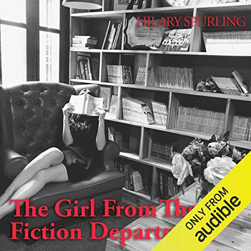 The Girl from the Fiction Department cover art