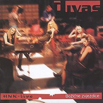 Divas I Božićne Zvjezdice U Hnk, Live