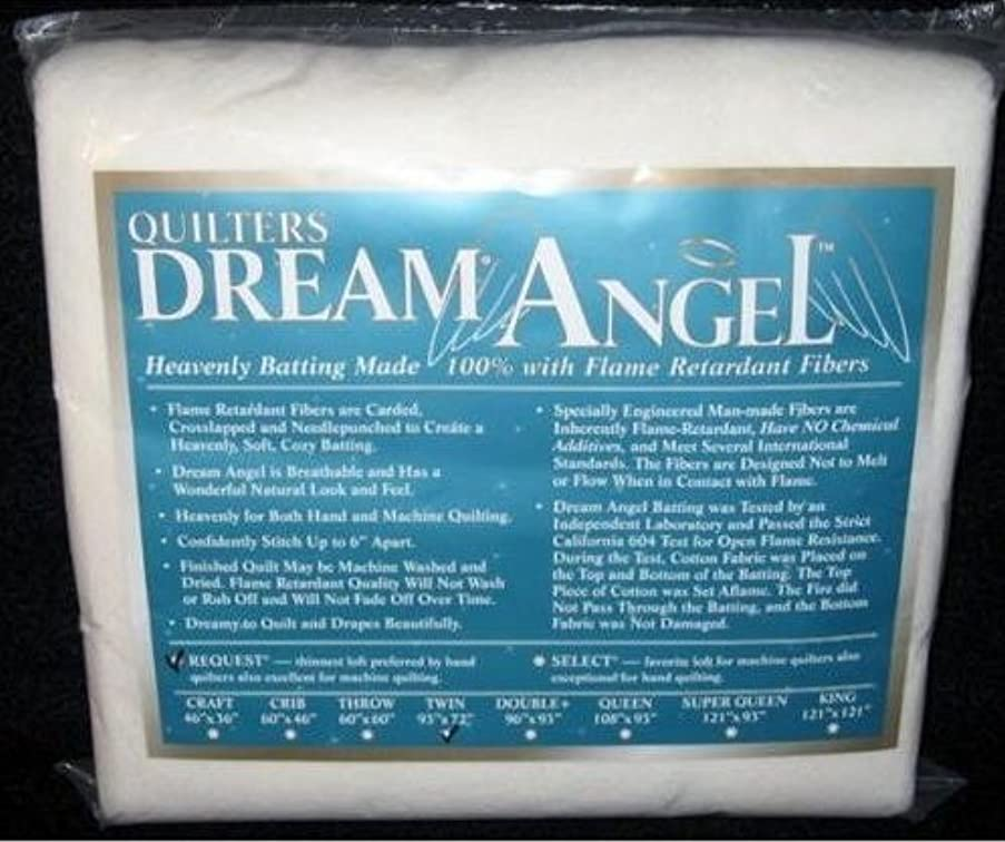 Quilters Dream ANGEL Select MidLoft Crib Size 61
