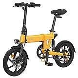 HIMO Z16 Bicicletta elettrica pieghevole per adulti, mountain bike, bici elettrica da 16...