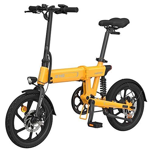 HIMO Z16 Bicicleta eléctrica Plegable para Adultos, Bici eléctrica de montaña de...