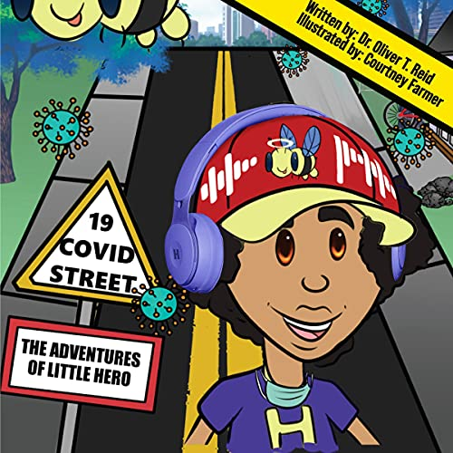 19 COVID Street cover art