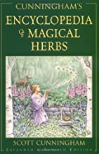 Cunningham's Encyclopedia of Magical Herbs (Llewellyn's Sourcebook Series) (Cunningham's Encyclopedia Series)