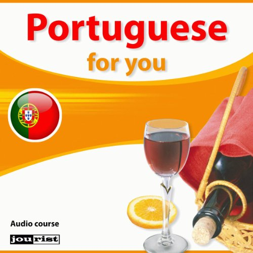 Portuguese for you audiobook cover art