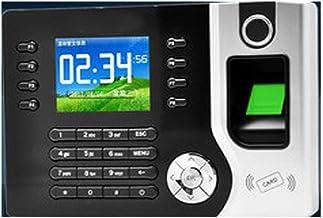 Time Attendance Machine Office Electronics 2.4 Inch TFT Biometric Fingerprint Time Attendance Machine ID Card Reader TCP/I...