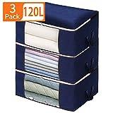 Best Bag Organizers - 3 PCS Storage Bag Organizers, Large Capacity Clothes Review