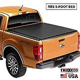TruXedo Lo Pro Soft Roll Up Truck Bed Tonneau Cover | 520601 | fits 05-16 Honda Ridgeline...