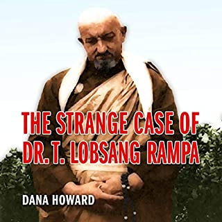 The Strange Case of Dr. T. Lobsang Rampa cover art