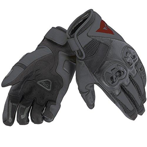 Dainese-MIG C2 UNISEX Handschuhe, Schwarz/Schwarz/Schwarz, Größe XL