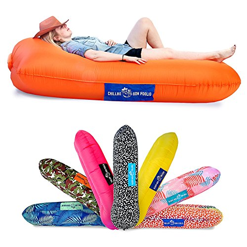 Chillbo Don POOLIO Pool Floats for Adults - Cool...