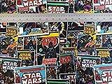 CRAZYLADIES TEXTILES Soft Furnishings-Crafts Star Wars