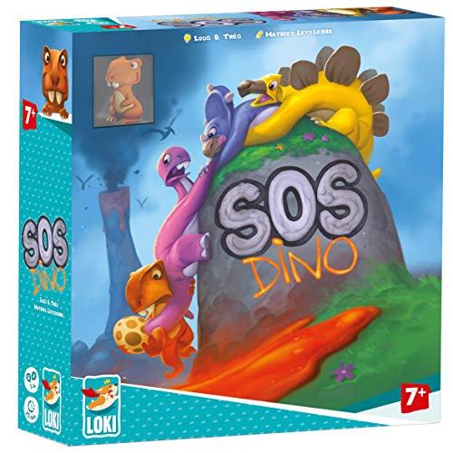 LOKI SOS_D 514746 SOS Dino Kinderspiel
