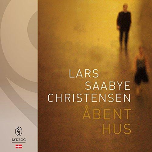 Åbent hus audiobook cover art