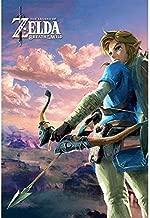 The Legend of Zelda Breath of the Wind poster