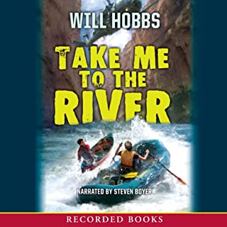 Take Me to the River audiobook cover art