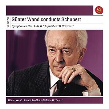 Günter Wand Conducts Schubert