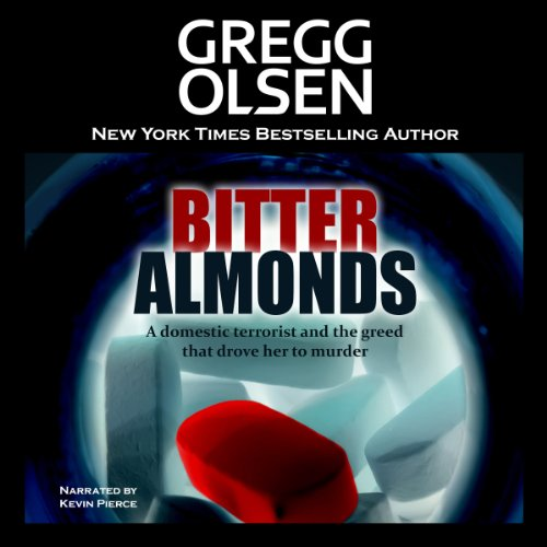 Bitter Almonds audiobook cover art