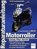 Motorroller: Wartung - Pflege - Reparatur: Wartung - Pflege - Reperatur (Reparaturanleitungen)