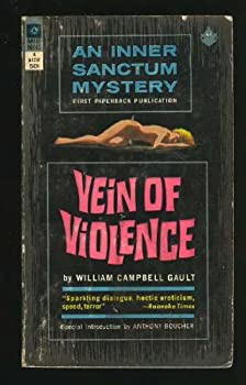 Vein of Violence 1557730008 Book Cover