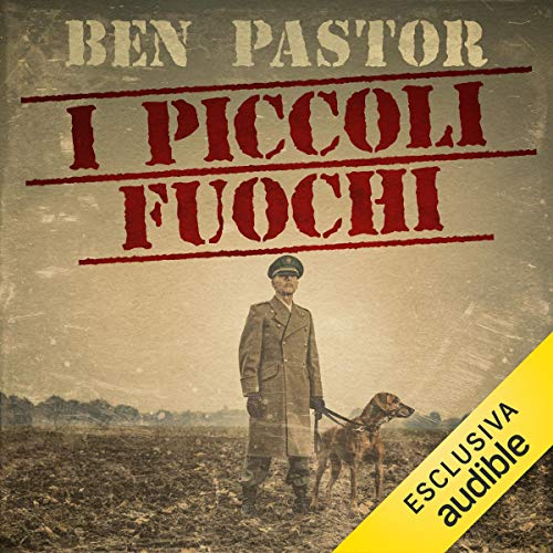 I piccoli fuochi audiobook cover art