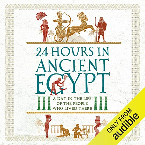 24 Hours in Ancient Egypt cover art