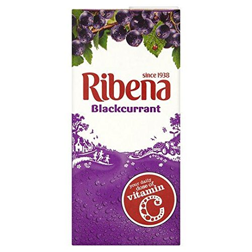 Ribena - Jus de cassis - 1 brique de 1 litre