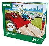 BRIO World - Kit da corsa per bambini dai 3 anni in su, compatibile con tutti i set di treni BRIO