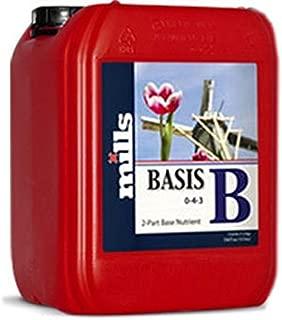 Mills Nutrients Basis B (5 Liter)