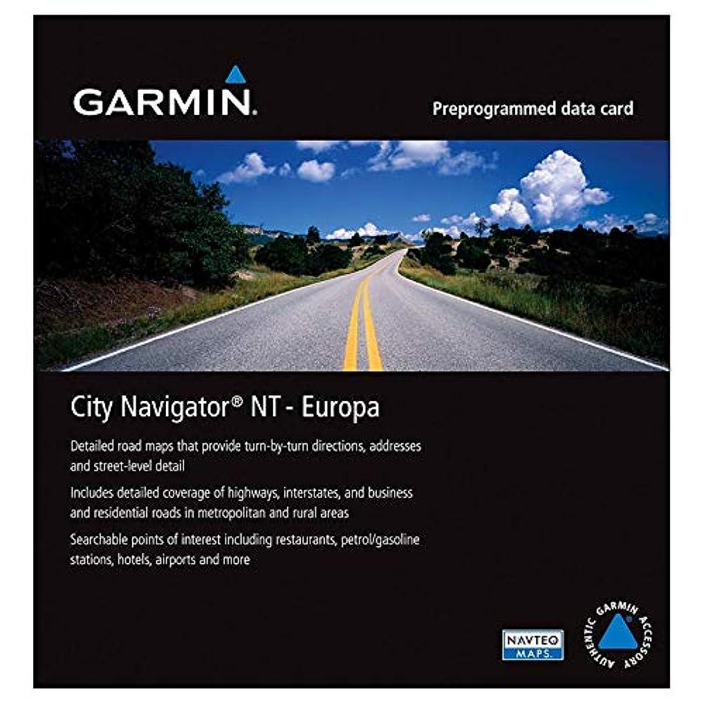 宿題をする飼料揺れる[ガーミン/GARMIN]  CityNavigator ヨーロッパ microSD/SD(正規輸入品)  海外地図ソフト 【品番】 1068050