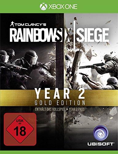 Tom Clancy's Rainbow Six Siege Gold Edition - Season 2 - [Xbox One]