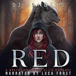Page de couverture de Red