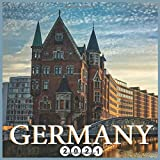 Germany: 2021 Wall & Disk Calendar, 16 Months