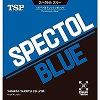 TSP 卓球 スペクトル ブルー 表ソフトラバー 020102 0040 赤 5 特厚 020102