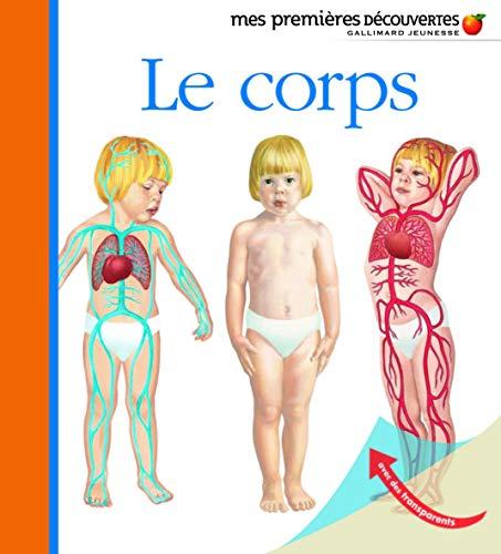 Le corps • Mes premières découvertes • de 2 à 5 ans