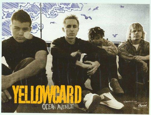 Yellowcard Movie Poster (27 x 40 Inches - 69cm x 102cm) (9999) -