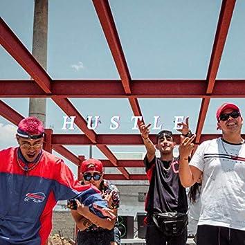 Hustle (feat. La Doble S & D.O Faltoso)