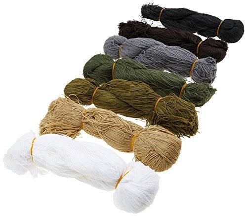 Mil-Tec Ghillie Faden Kit (7 Farben)